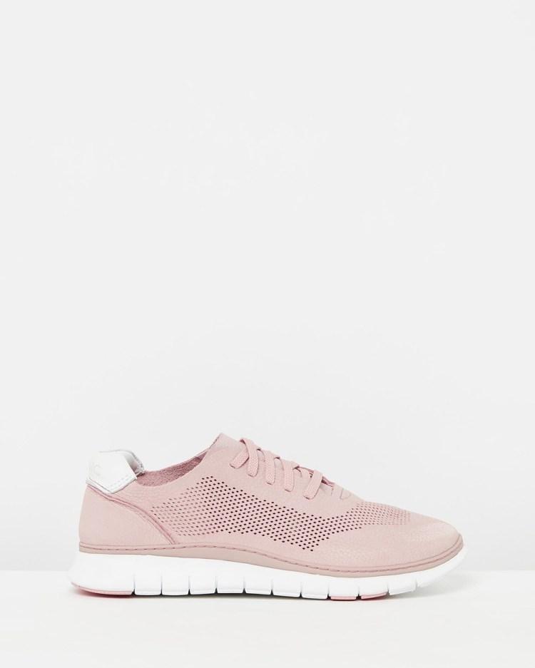 Vionic Joey Casual Sneakers Dusty Pink