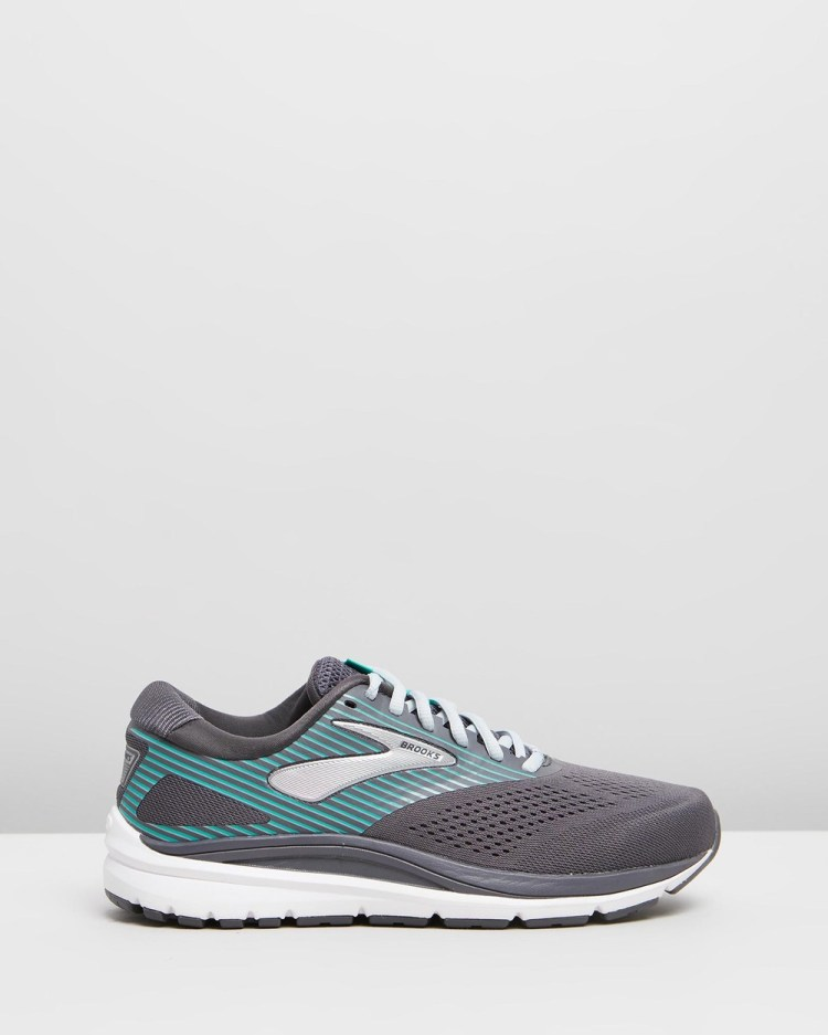 Brooks Addiction 14 Women's Outdoor Shoes Black Pearl & Arcadia