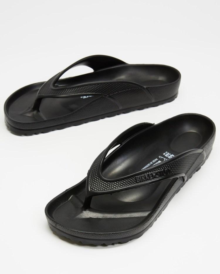 Birkenstock Honolulu EVA Unisex All thongs Black