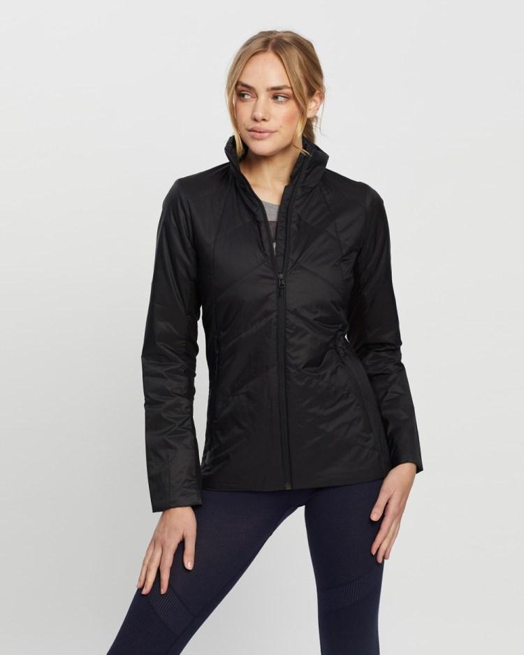 Icebreaker Helix Jacket Coats & Jackets Black