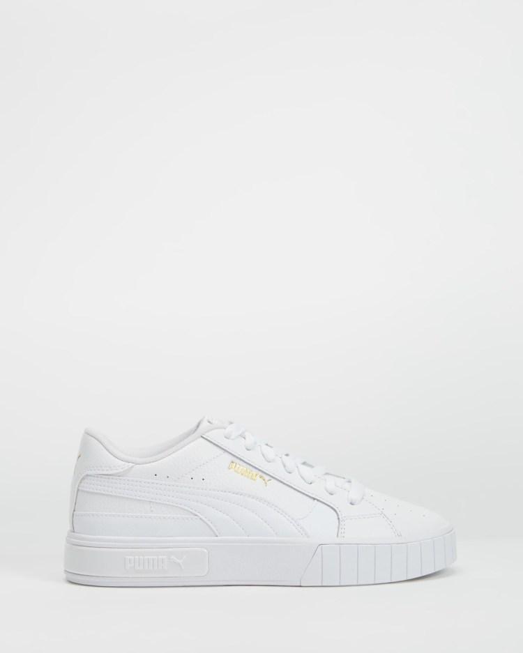Puma Cali Star Women's Lifestyle Sneakers Puma White & White