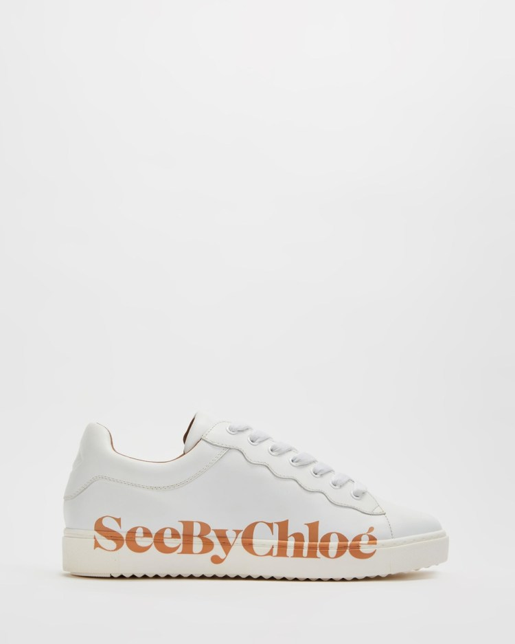 See By Chloé Essie Sneakers White