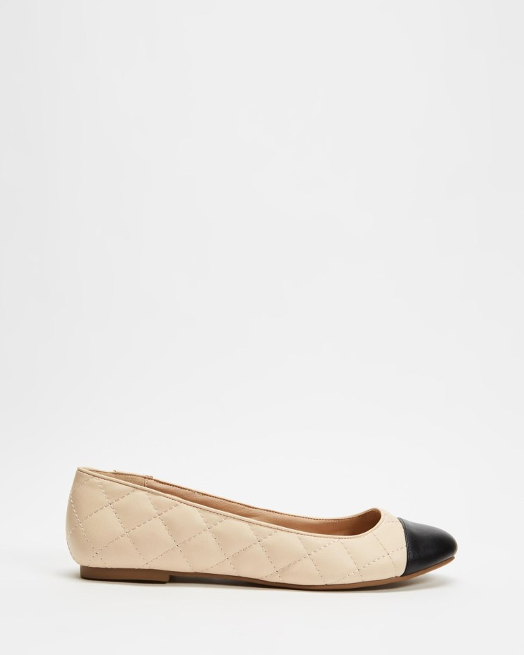 Therapy Giselle Ballet Flats Nude