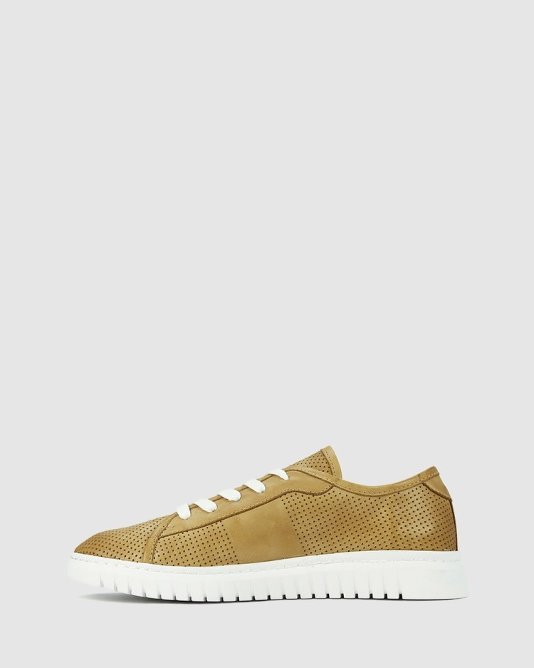 Eos Classie Lifestyle Sneakers Brown