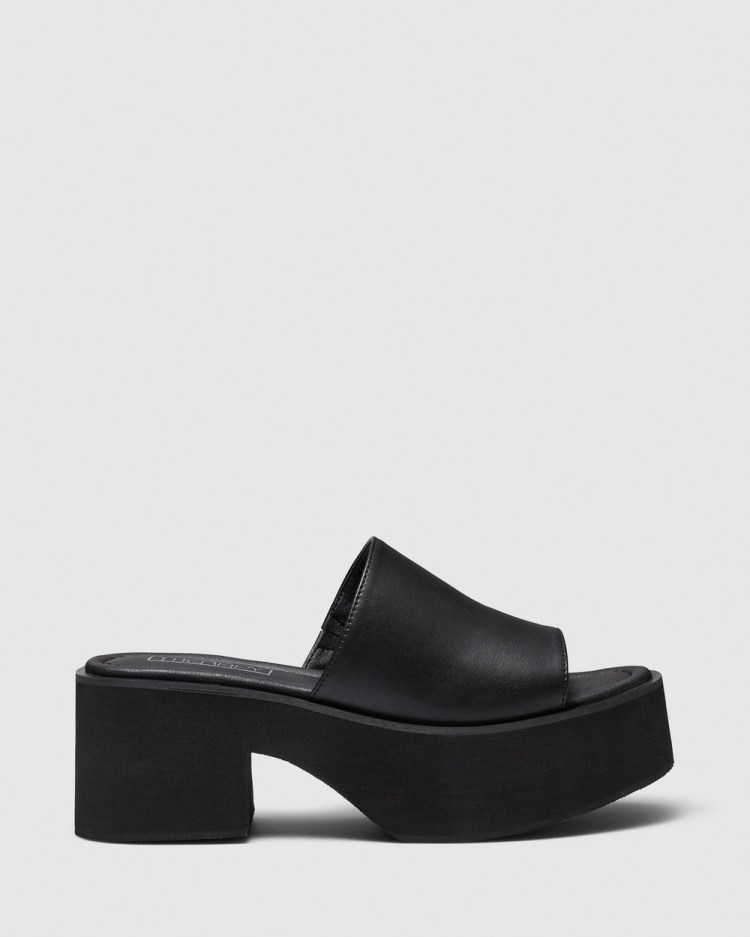 Therapy Tyra Wedges Black