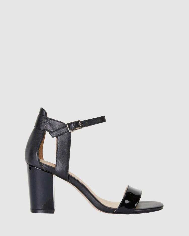 Jane Debster Nexus Heels BLACK