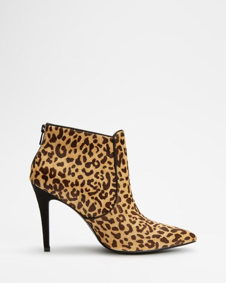 IRIS Footwear Dakota Heels Animal