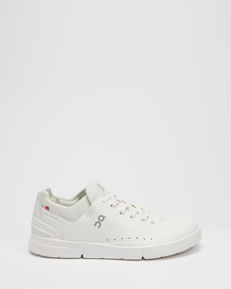 On Running Advantage Men's Performance Shoes All White