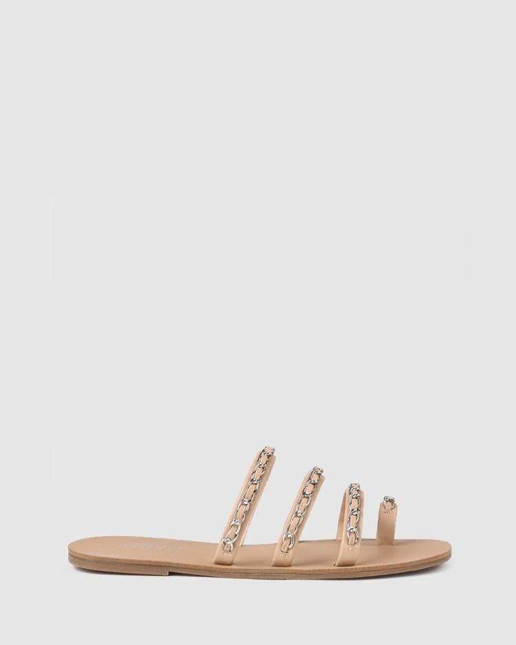 Verali Cindy Casual Shoes Neutrals