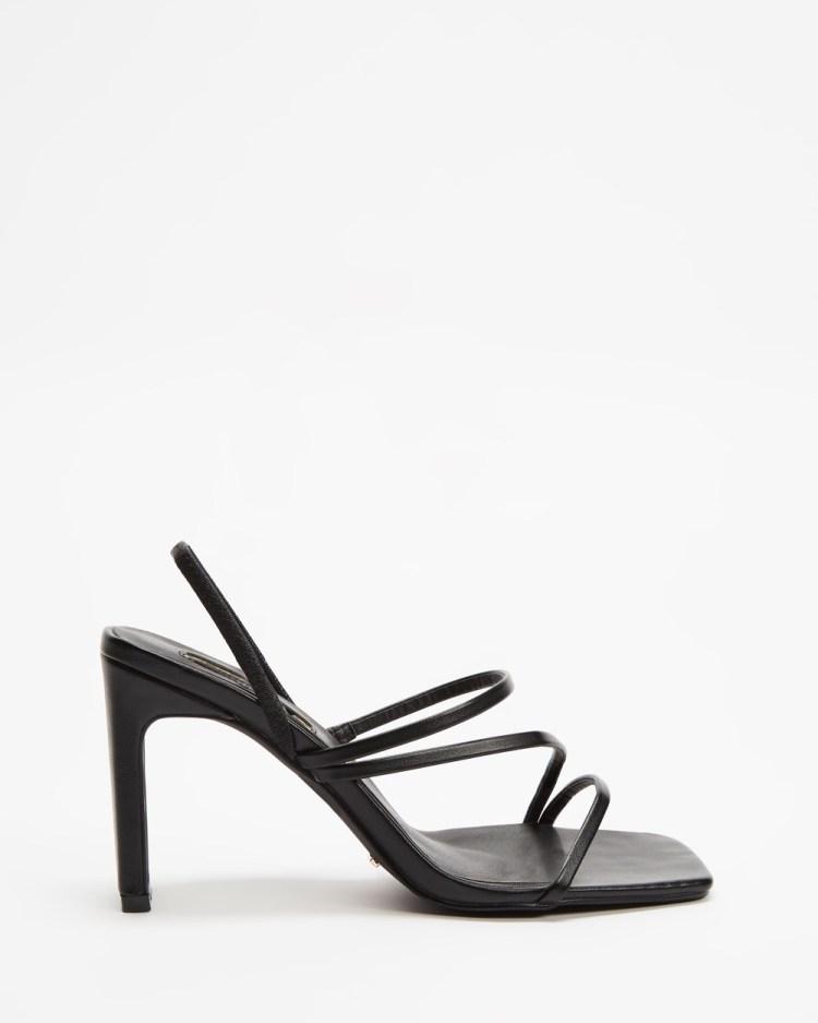 Billini Ryleigh Heels Black