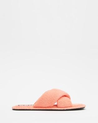 Senso Inka IV Slippers & Accessories Grapefruit