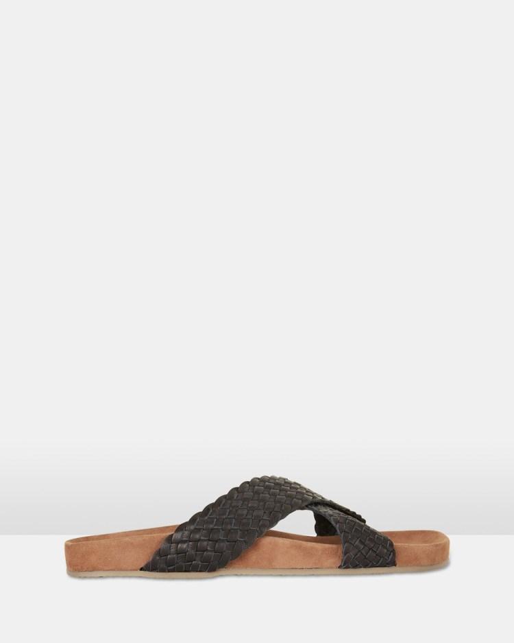 Urge Kiki Slides Black