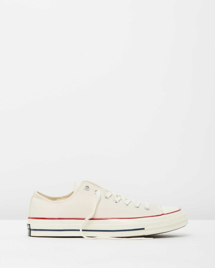 Converse Chuck Taylor All Star 70 Ox Unisex Lifestyle Sneakers Natural & Parchment