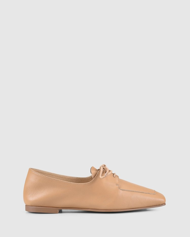 Siren Richie Casual Shoes Camel