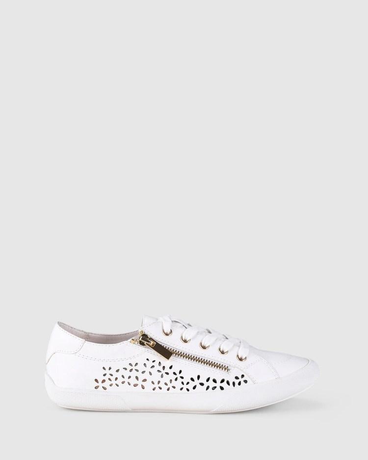 Verali Reese Lifestyle Sneakers White