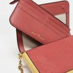 The Marc Jacobs - Snapshot Wallet with Cross Body Chain - Bags (New Rose Multi) Snapshot Wallet with Cross-Body Chain