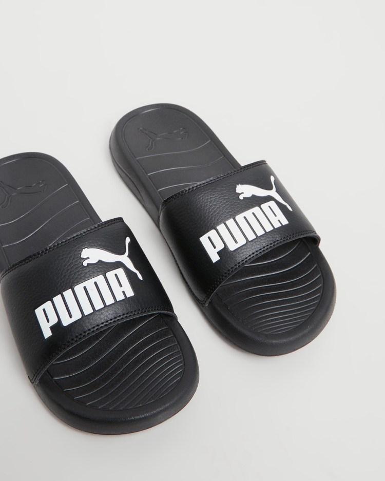 Puma Popcat 20 Unisex Performance Shoes Puma Black & White