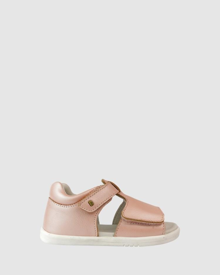 Bobux IWalk Mirror Sandals Seashell Shimmer