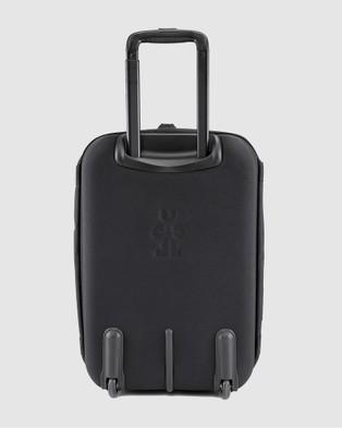 Crumpler - Travelator Wheeled Duffle Bag - Duffle Bags (Black) Travelator Wheeled Duffle Bag