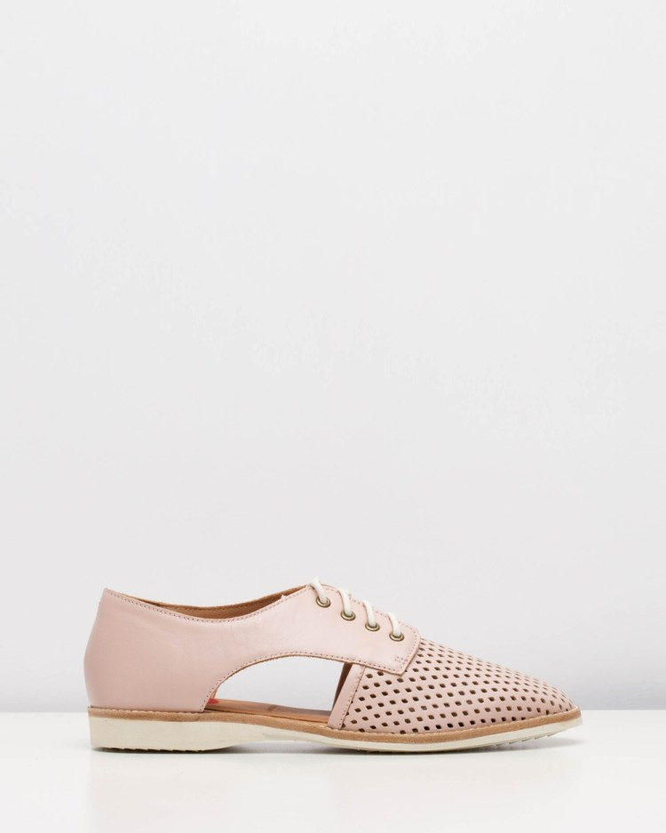 Rollie Sidecut Punch Casual Shoes Chalk Pink