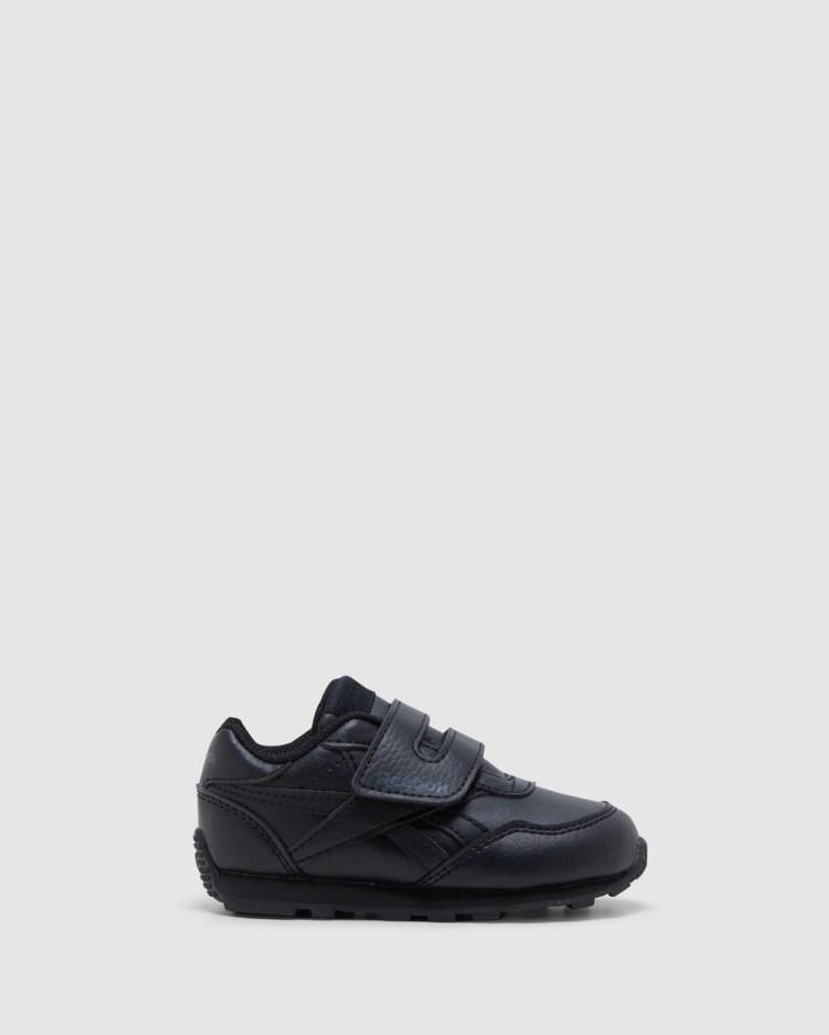 Reebok Royal Rewind Run Infant Sneakers Black/Black