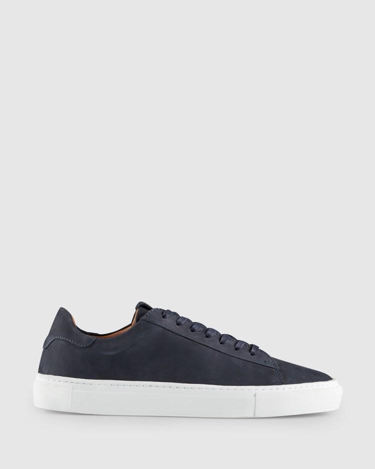 Aquila Deco Sneakers Lifestyle Nubuck Navy