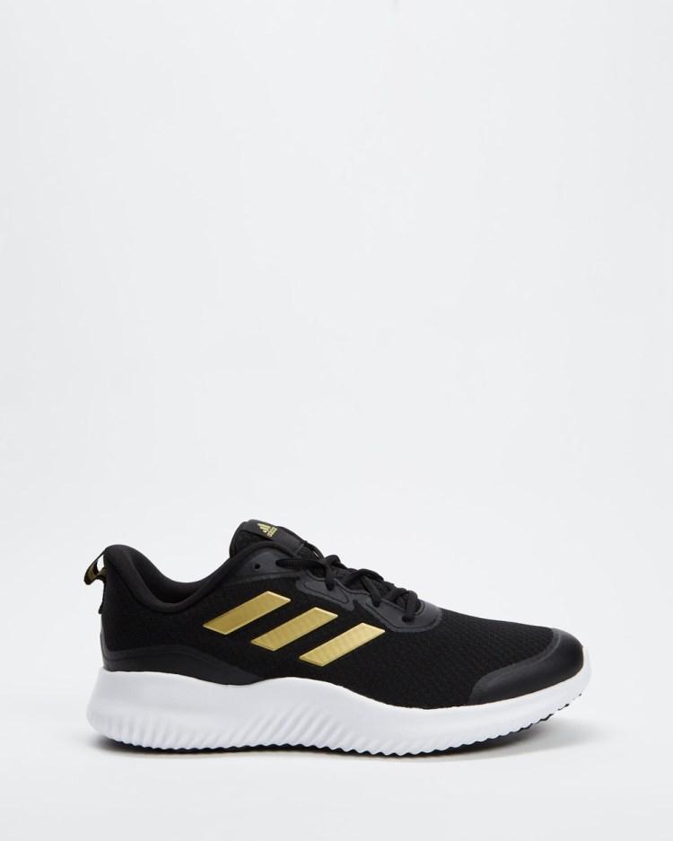 adidas Performance Alphabounce TD Mens Shoes Core Black, Metallic Gold & Cloud White