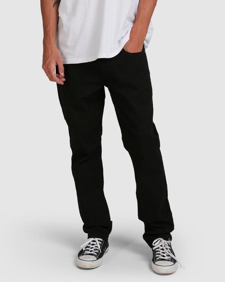Billabong 73 Jeans BLACK