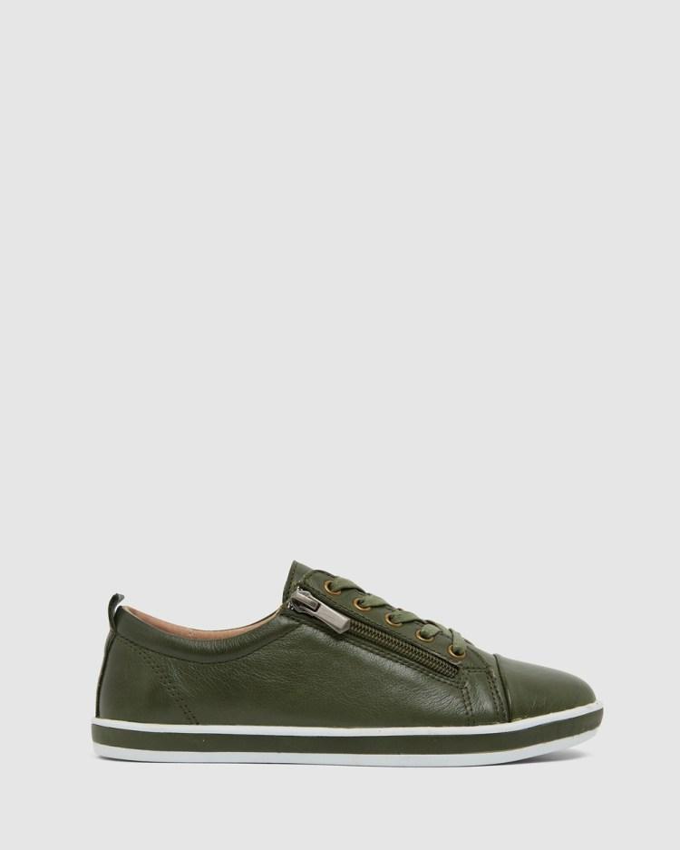 Easy Steps Whisper Lifestyle Sneakers Khaki