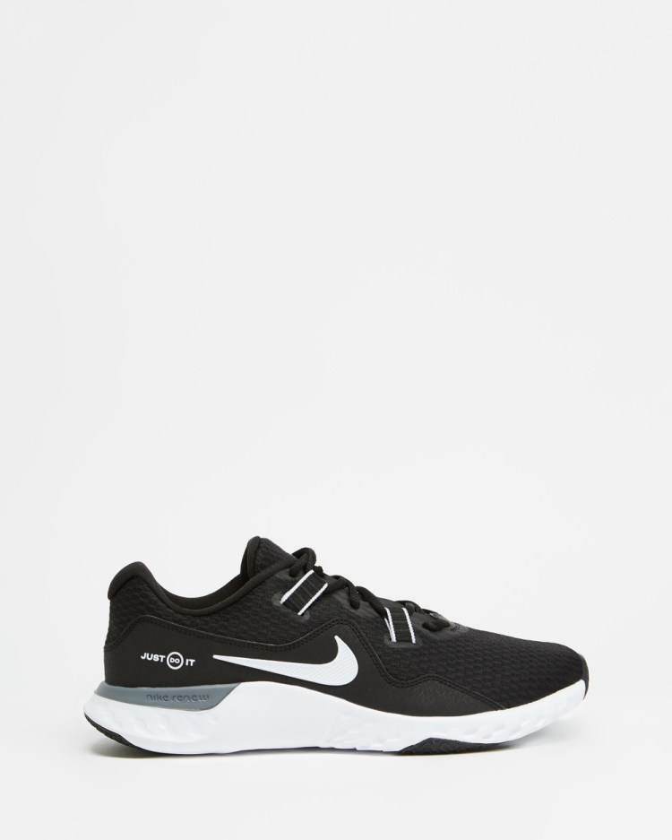 Nike Renew Retaliation Training 2 Men's Black, White & Cool Grey