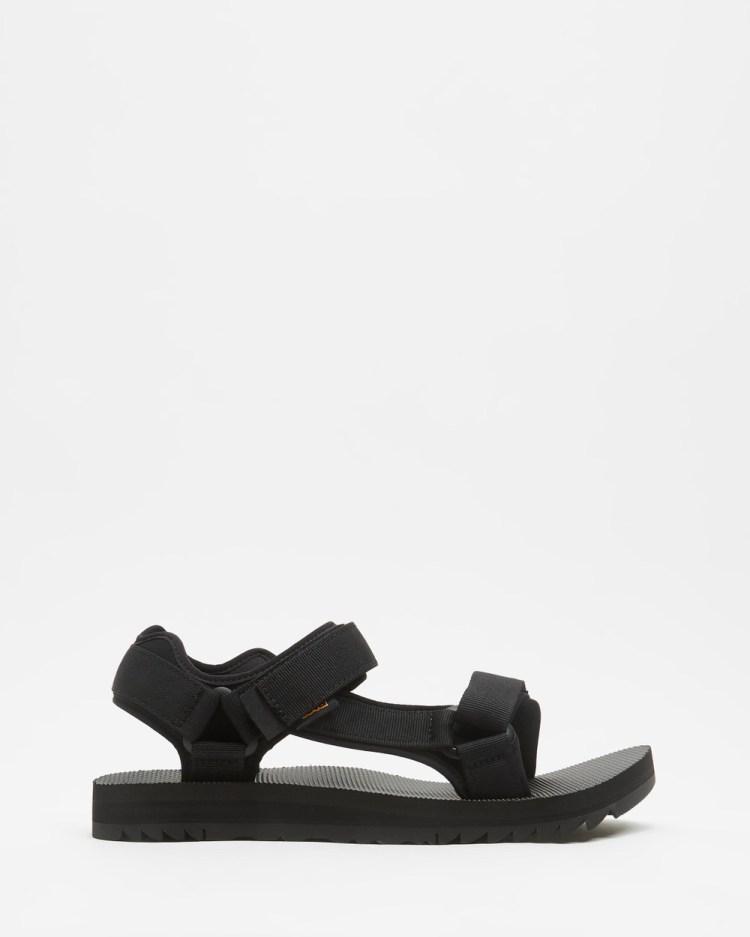 Teva Universal Trail Men's Casual Shoes Black