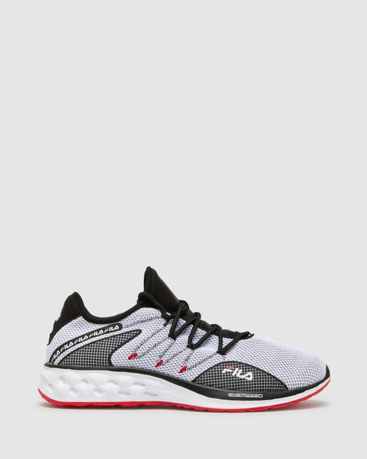 Fila Fondato 21 Energized Men's Performance Shoes White/Black