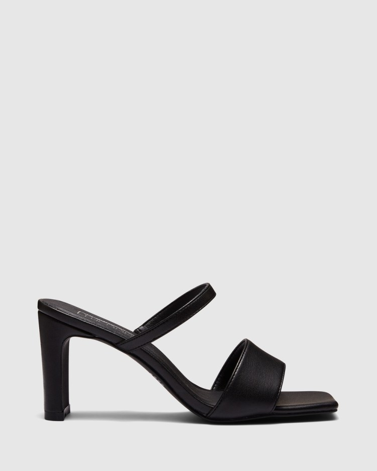 Therapy Cassie Mid-low heels Black