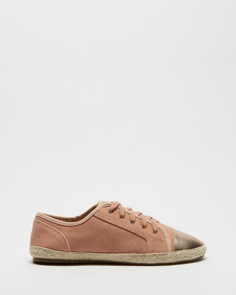IRIS Footwear Abbie Sneakers Light Pink