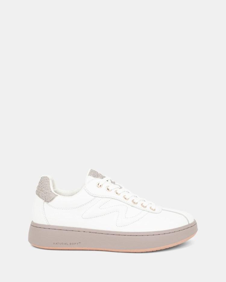 Woden Astrid Sneakers White