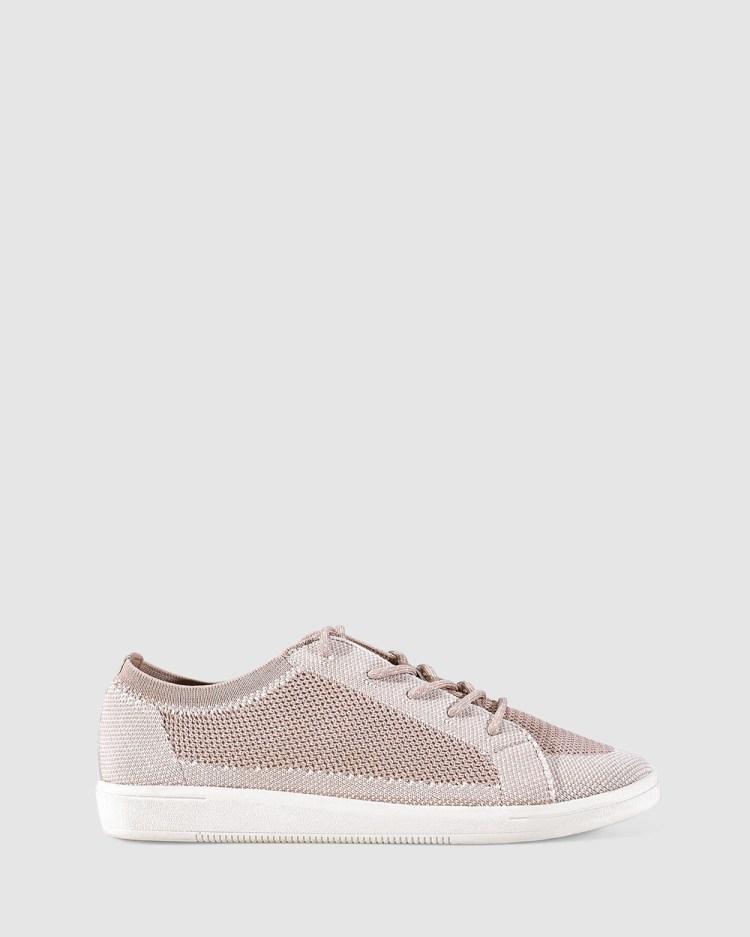 Verali Yoshi Slip-On Sneakers Pink