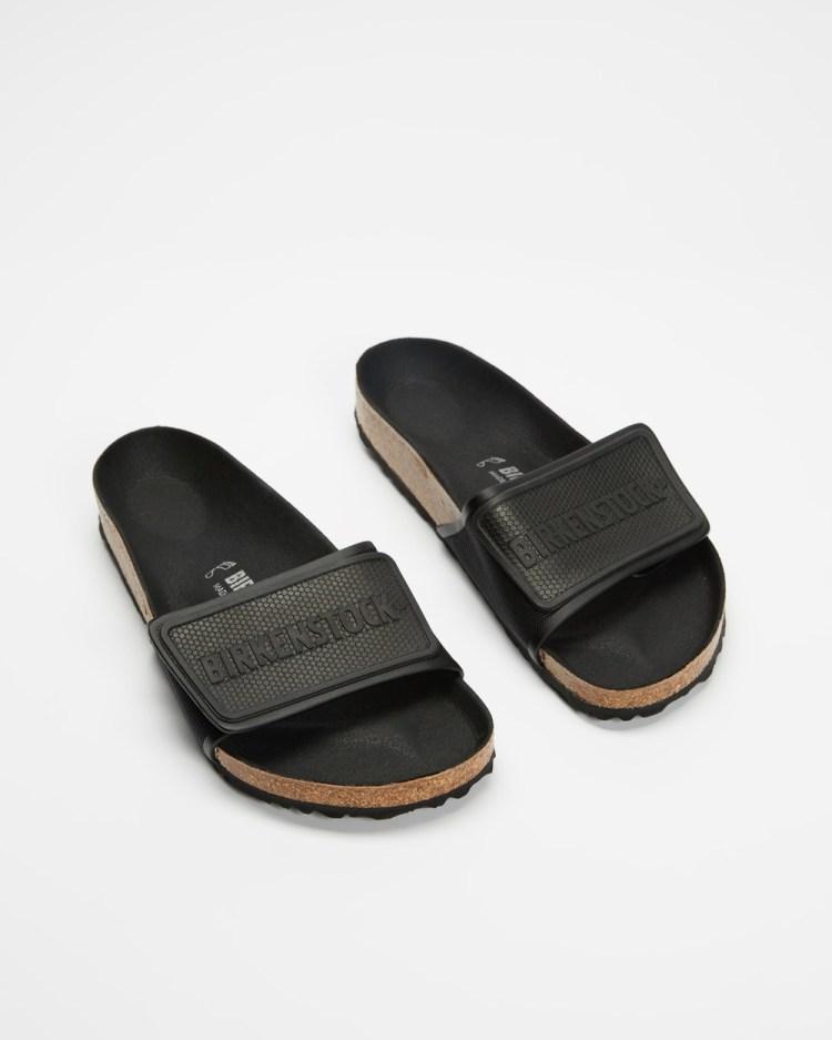 Birkenstock Tema Unisex Casual Shoes Black