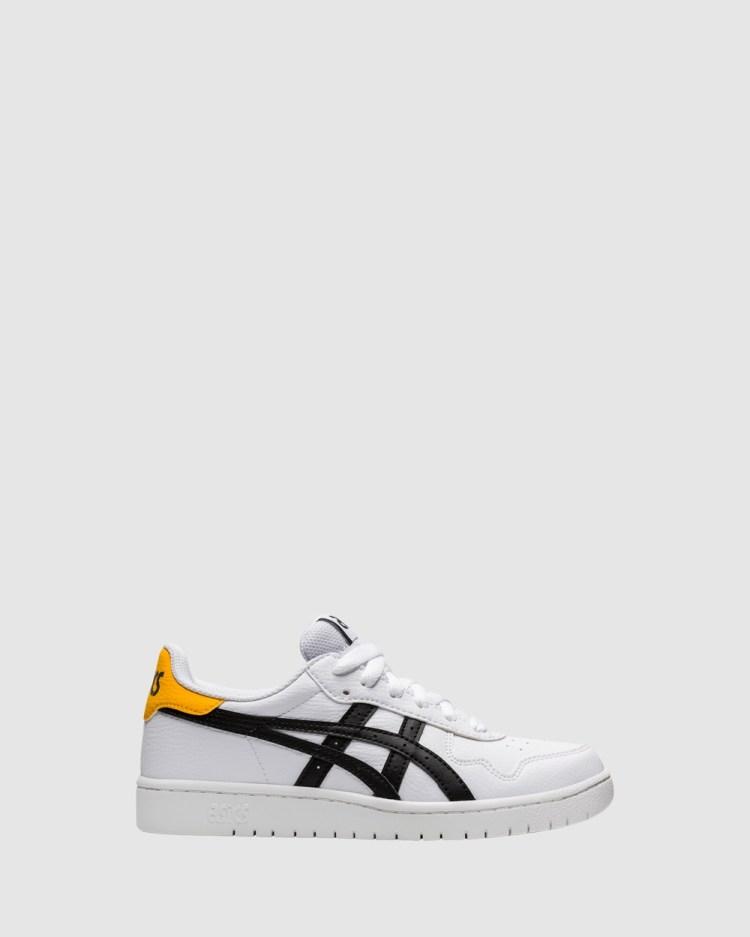 ASICS Japan Grade School Sneakers White/Black