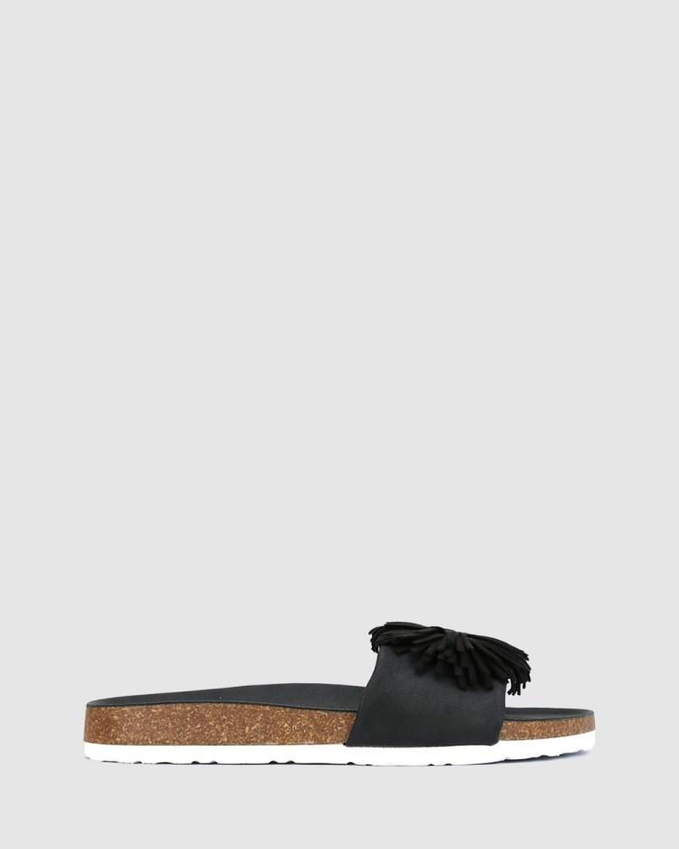 Los Cabos Prime Sandals Black