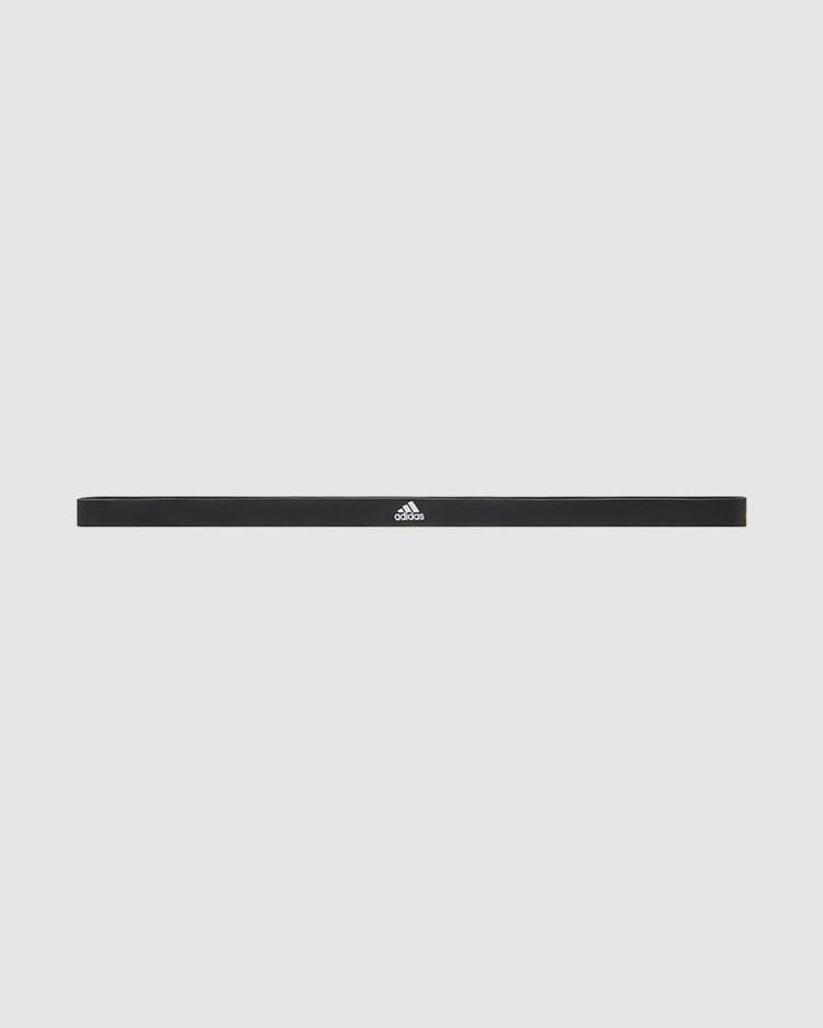 adidas Performance Adidas Power Bands Large Black Training Equipment Black
