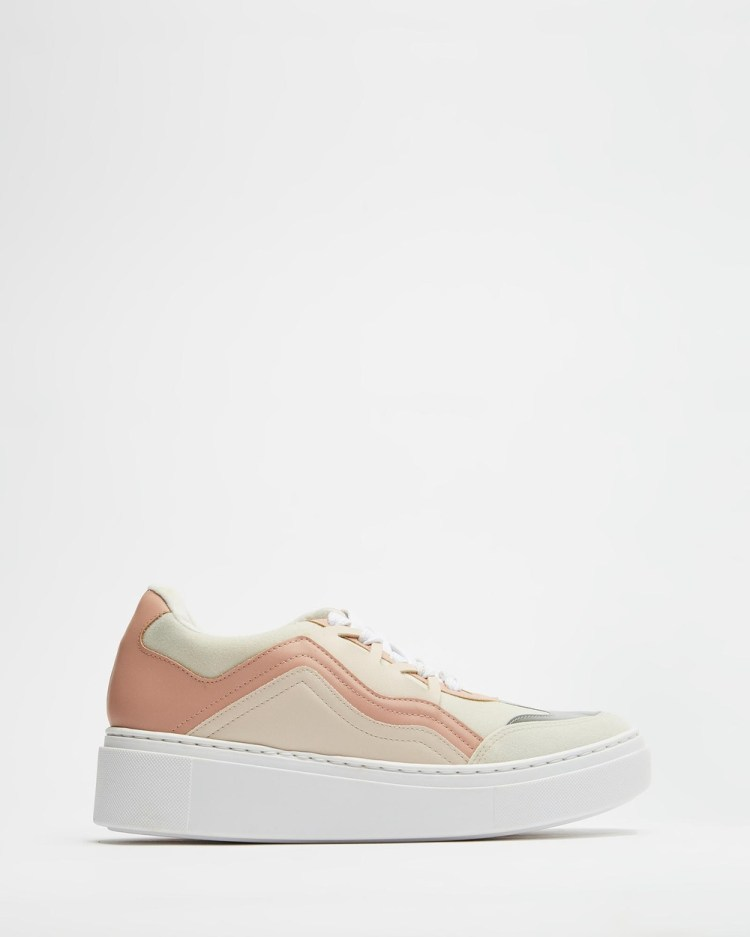 Vizzano Fay Sneakers Pink and Nude