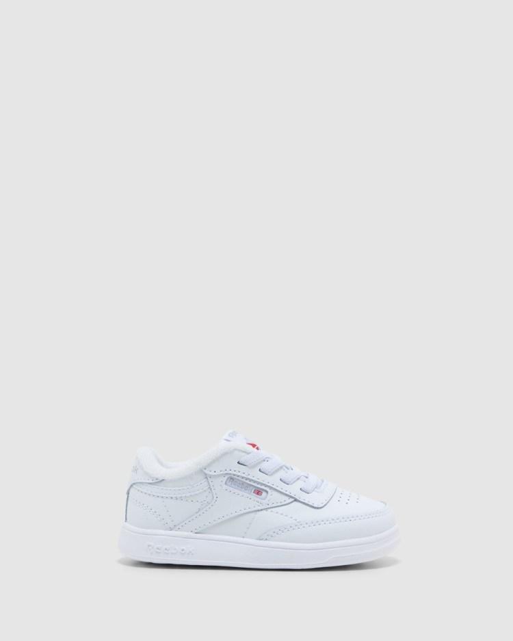 Reebok Club C Infant Sneakers White/White