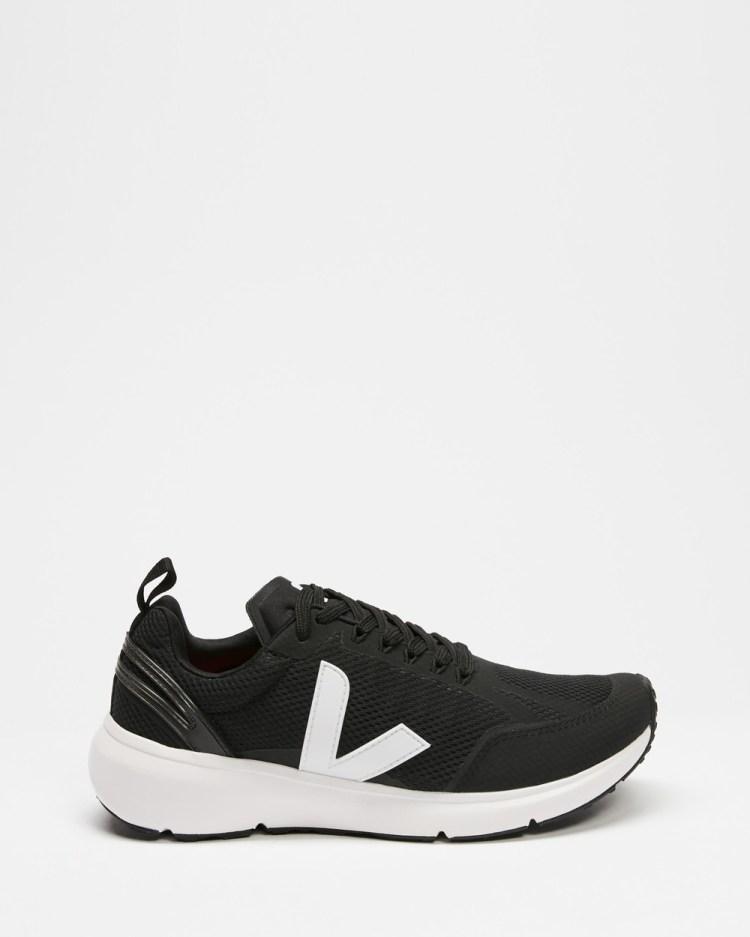 Veja Condor Vegan Unisex Lifestyle Sneakers Black & White