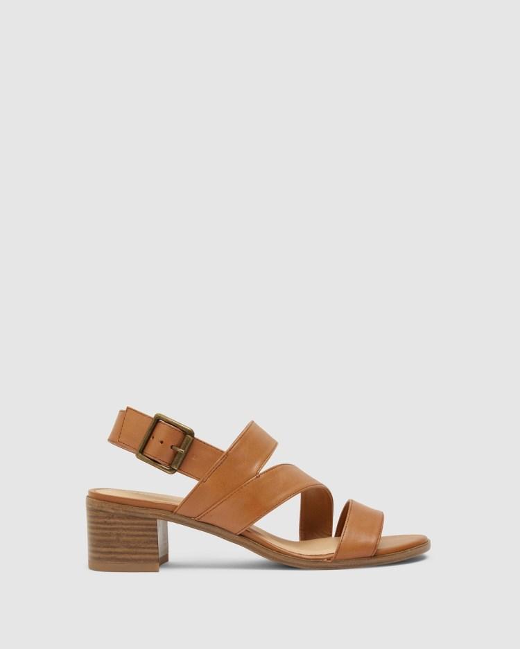 Sandler Pasadena Sandals TAN
