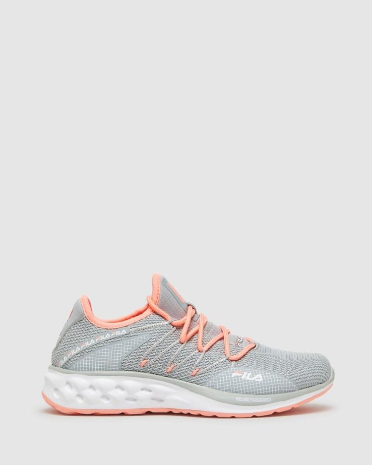 Fila Fondato 21 Energized Women's Performance Shoes Grey/White