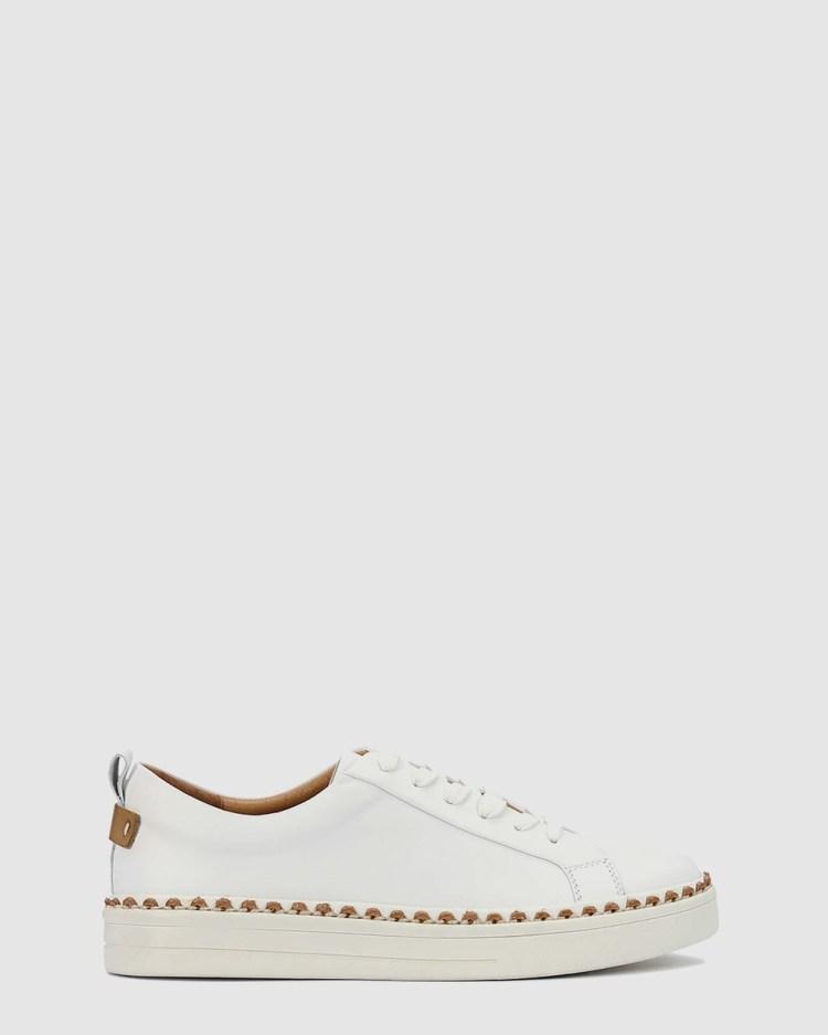 Eos Morocco Lifestyle Sneakers White