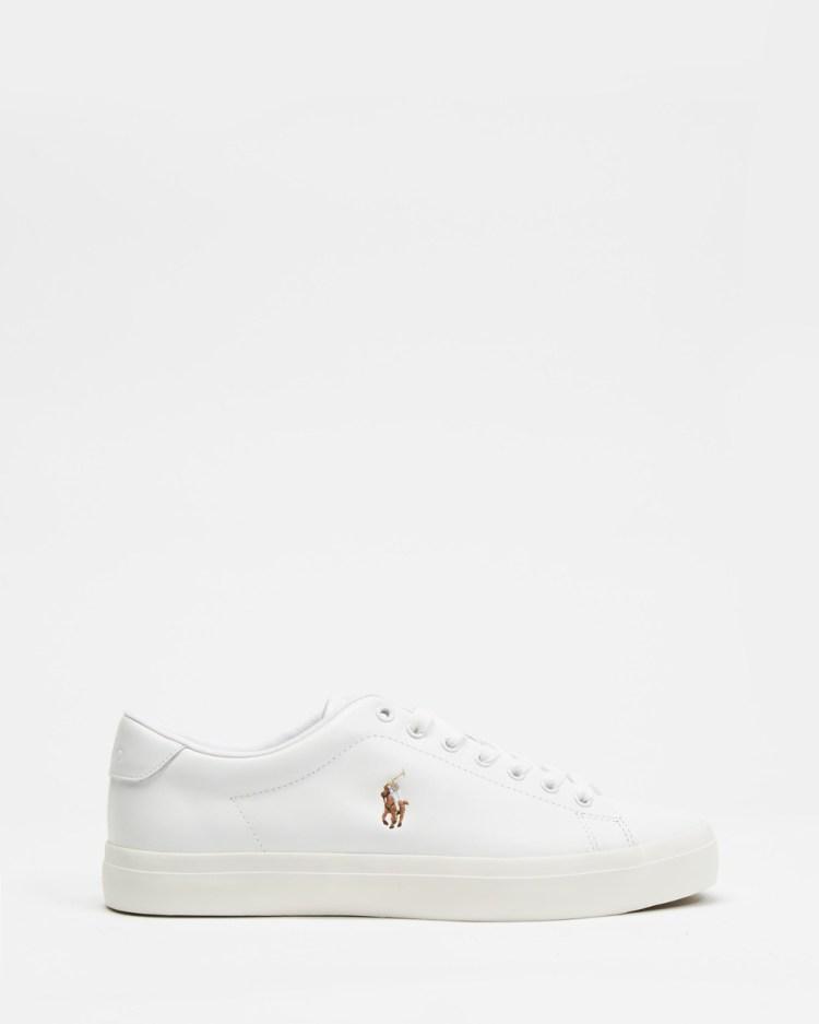 Polo Ralph Lauren Longwood Sneakers Unisex White