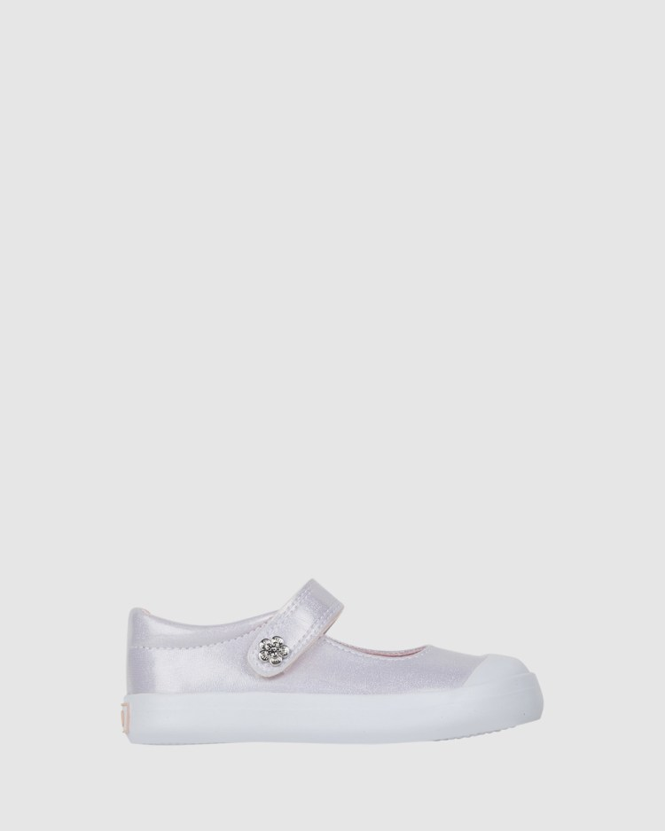 CIAO Millie Mary Janes Sneakers Lilac