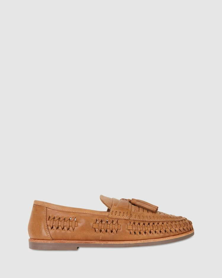 Urge Wilkes Casual Shoes Tan