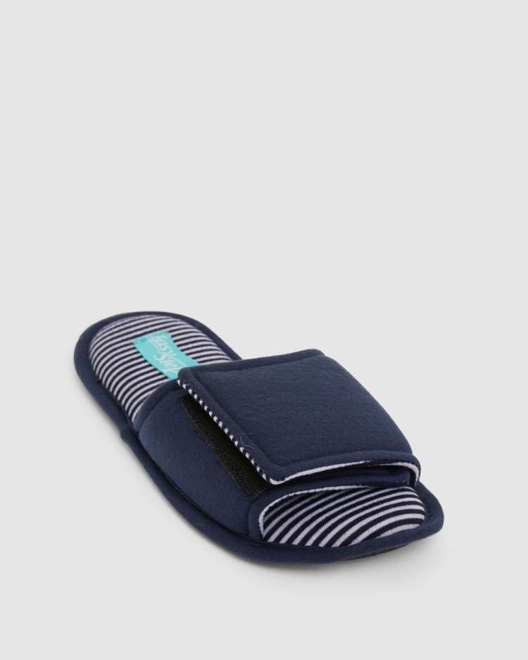 Easy Steps Perry Slippers & Accessories NAVY